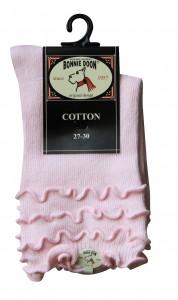 Bonnie Doon Socken Frou Frou rosa