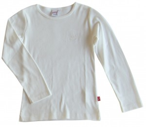 Whoopi Basic- Shirt / Longsleeve offwhite