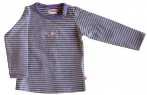 Ducky Beau Langarmshirt/Longsleeve purple