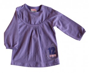 Ducky Beau Tunika/Longshirt purple