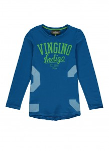Vingino Langarm-Shirt/Longsleeve ILFOR reflex blue
