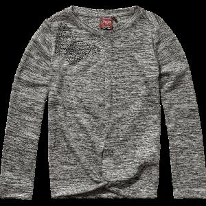 Vingino Langarm-Shirt/Longsleeve JAADE silver metallic