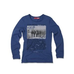 Vingino Langarm-Shirt / Longsleeve JACKLYN blue