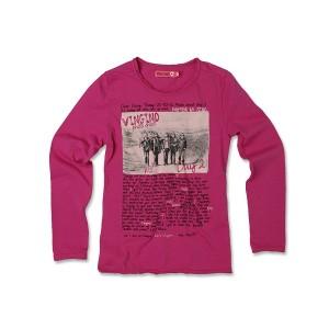 Vingino Langarm-Shirt / Longsleeve JACKLYN pink