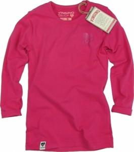 Vingino Langarm-Shirt / Longsleeve JEFKE pink