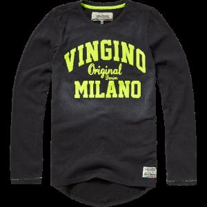 Vingino Langarm-Shirt/Longsleeve JEFLIN black