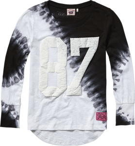 Vingino Langarm-Shirt/Longsleeve JENIA real white