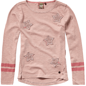 Vingino Langarm-Shirt/Longsleeve JORINDE broken pink