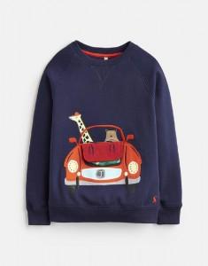 Joules Jungen Sweater VENTURA Car navy
