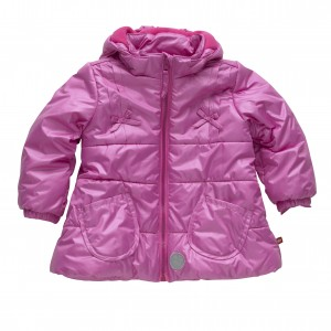 Lego Wear Duplo Girl Winter-Jacke pretty pink