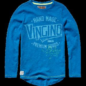 Vingino Langarm-Shirt/Longsleeve JUSTO skyfull blue