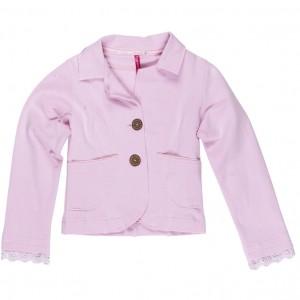 Kiezel-tje Jacket / Blazer light pink