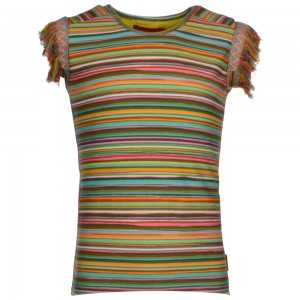 Kiezel-tje Shirt/Top Streifen multicolor