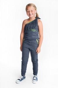 Kiezel-tje Jumpsuit/Overall jeansblau