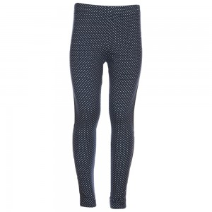 Kiezel-tje Legging dot blue