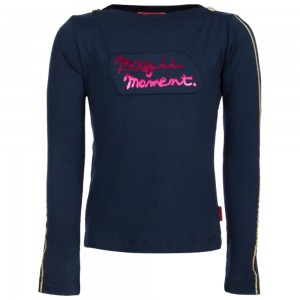 Kiezel-tje Langarm-Shirt/Longsleeve blue