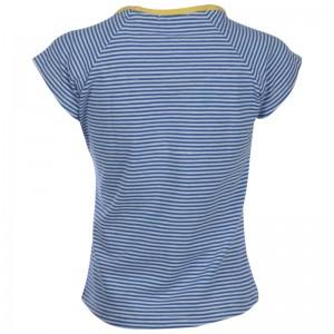 Kiezel-tje T-Shirt Streifen blau