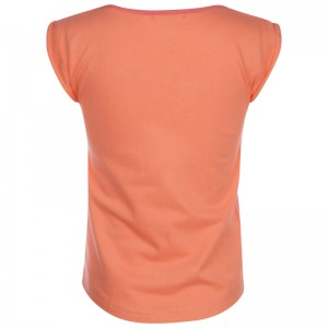 Kiezel-tje T-Shirt orange