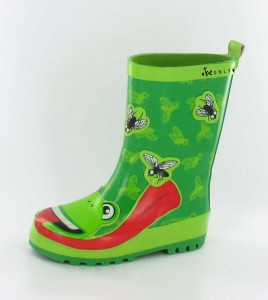 be ONLY Gummistiefel Kid Frog grün