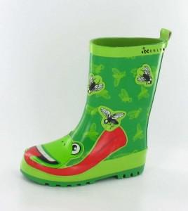 be ONLY Gummistiefel Kid Frog grün