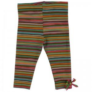 Kiezel-tje Mini Legging Streifen multicolor