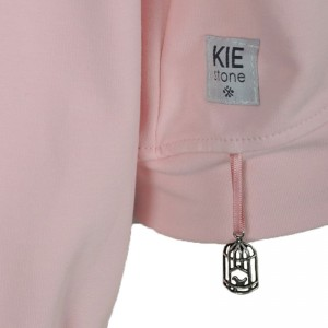 KIE stone Sweat-Shirt/Sweater soft pink