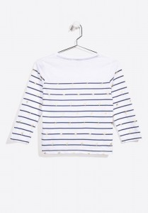 Kaporal 3/4-Arm-Shirt FOMIE white