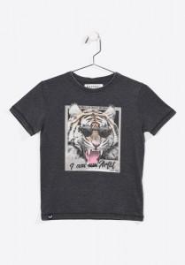 Kaporal T-Shirt RIGERE black