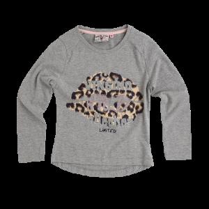 Vingino Langarm-Shirt/Longsleeve KEMMELIA grey mele