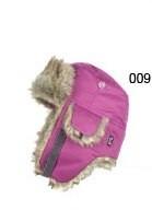 KETCH Mütze / Klappenmütze / Fliegermütze pink