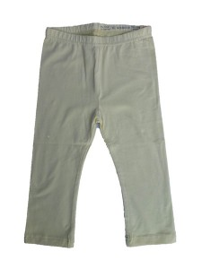 Paglie Basic Capri-Legging wax yellow