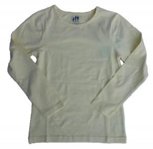 Paglie Basic Langarm-Shirt/Longsleeve wax yellow