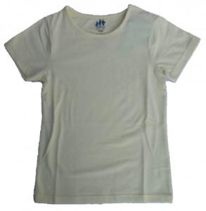 Paglie Basic T-Shirt wax yellow