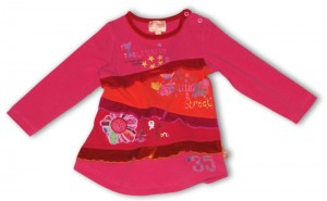 Pezzo D´oro Longshirt pink