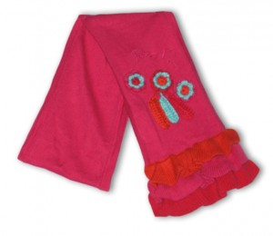 Pezzo D´oro Schal pink