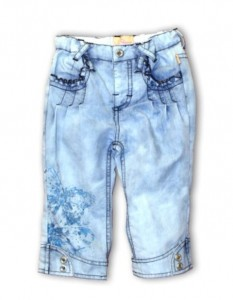 Pezzo D´oro Hose light blue denim