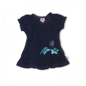 Pezzo D´oro T-Shirt/Tunika indigo