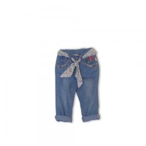 Pezzo D´oro Jeans-Hose blue denim