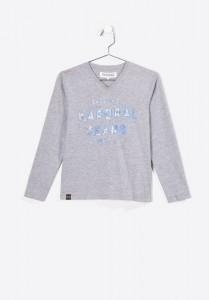 Kaporal Langarm-Shirt/Longsleeve MARY grey mele