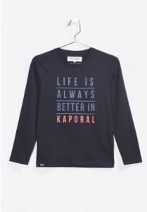 Kaporal Langarm-Shirt/Longsleeve MARY navy