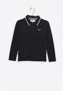 Kaporal Polo-Langarm-Shirt/Longsleeve MASOC black