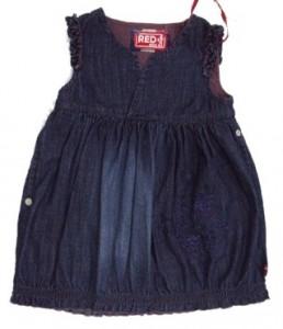 Paglie Mini Jeans Kleid