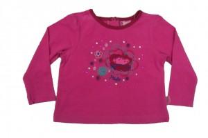 Paglie Mini Langarm-Shirt/Longsleeve fuchsia purple