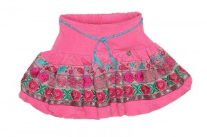 Mim-Pi Ballon-Rock rosa
