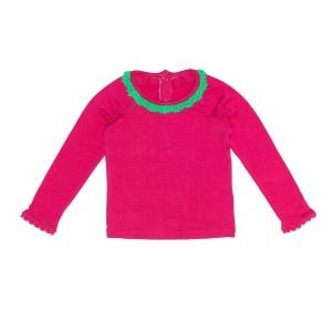 Mim-Pi Baby Langarm-Shirt/Longsleeve pink