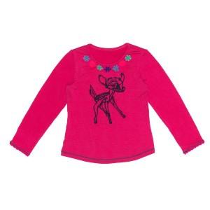 Mim-Pi Langarm-Shirt/Longsleeve Bambi pink