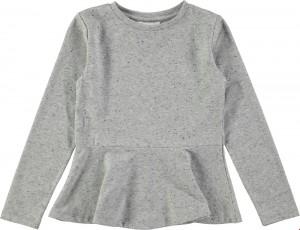 Molo Mädchen Langarm-Shirt ROSALIND grey melange