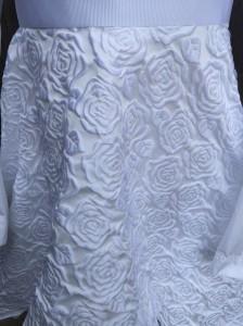 MONNY Kommunionkleid ROSES 26 weiß