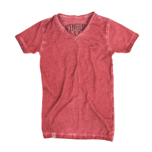 Vingino T-Shirt V-Neck HYLKE terracotta