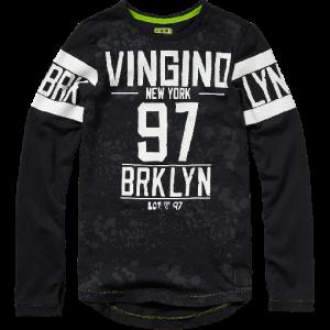 Vingino Langarm-Shirt/Longsleeve JAHMIL black